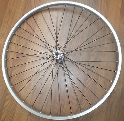 "FAT Chrome Bicycle Rim Hoop 26/"" x 95MM x 36H Bikes"