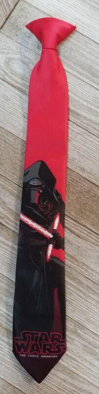 Star Wars Darth Vader Clip On Tie The Force Awakens - BIN19