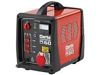 Clarke PC 60 - up to 5.5hp Phase Converter £250 ono