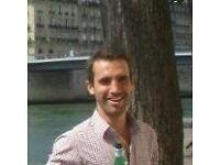 Bilingual French/English tutor based in Hackney