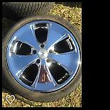 Rodney Jane Racing Wheels Rims 17'