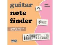 Guitar Note Finder offer on Kindle: LAST DAY