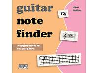 Guitar Note Finder - memorise the neck