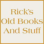 Rick's Old Books and Stuff