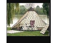 Cath Kidston Teepee Tent Cowboys & Indians Eurohike