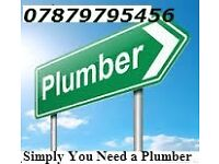 Best Price For Qualified Local Plumber 07879795456