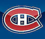 AWESOME REDS LOWER BOWL SEATS for HABS 2015-16 SEASON GAMES !