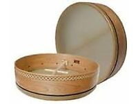 BODHRAN LESSONS AVAILABLE