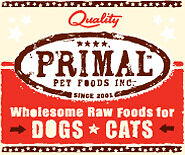 PRIMAL BOWL *Raw Pet Food Specialists* #NOKIBBLE
