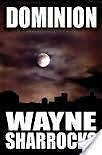 Signed Gothic Thrillers by Wayne Sharrocks