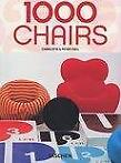 1000 Chairs (International Edition) | 9783822841037