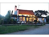 Busy country pub looking for a sous chef