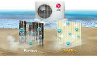 LG Ice Cold AC and Save Money on Energy Bills