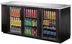FRIGO A BIERE NEUF / NEW BACK BAR BEER FRIDGE 24.5Depth *5 YEAR COMPRESSOR WARRANTY WRITTEN ON INVOICE=REAL QUALITY*