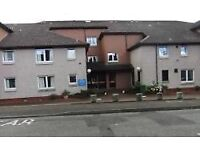 1 Bed Sheltered Flat at Lady's Well, Annan