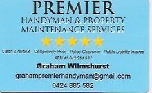 PREMIER HANDYMAN AND PROPERTY MAINTENANCE SERVICES Secret Harbour Rockingham Area Preview