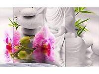 Deep tissue massage and Oriental tradition massage in Harborne