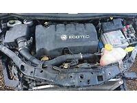 Vauxhall Corsa 1.3 CDTI Complete Engine 40080 miles