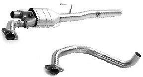 DODGE RAM 3500 5.9L L6 OHV EXHAUST CATALYTIC CONVERTER