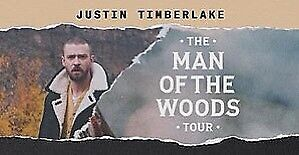 Justin Timberlake tickets - Nov 5
