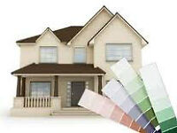 EXPERIENCED PAINTER & DECORATOR - INTERIOR & EXTERIOR WORK - FULLY INSURED - free quotations