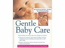BRAND NEW - GENTLE BABY CARE BOOK