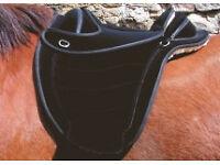 Beautiful IV horse Superpro treeless saddle 18inch