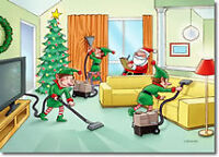 Book Your XMAS Carpet, Rug and Upholstery Cleaning NOW!