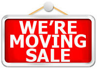 *******MOVING SALE*****
