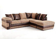 Large Corner sofa (Vivien range)