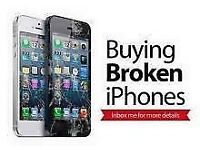 WANTED BROKEN SMASHED BL0CKED SIGNAL PROBLEMS UNWANTED DEVICES IPAD IPHONE PHONE