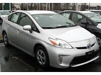 PCO licensed Toyota Prius available