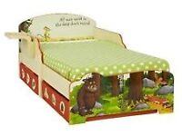 Gruffalo Toddler Bed