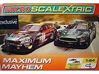 Micro Scalextric: Maximum Mayhem