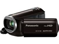 Panasonic HC-V130 Full HD Camcorder for sale