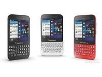 BlackBerry Q5 - 8GB - (Unlocked) - wifi - latest Smartphone