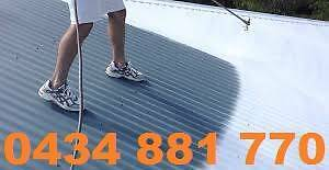 FROM $1350, ROOF PAINTING AND RESTORATION SERVICES Coffs Harbour Coffs Harbour City Preview