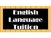 English as a Foreign Language Tuition £10 p/h
