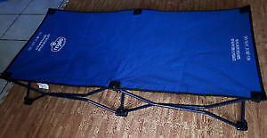 Kids foldable cot for camping