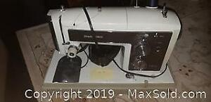 Sears Kenmore Sewing Machine A