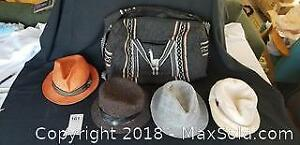 Hats and Bag A