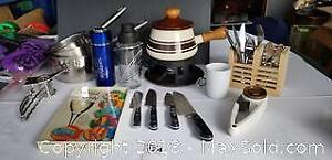 Kitchen Items A