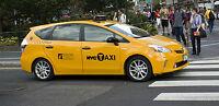 chauffeur est a la recherche d un taxi hybrid prius long terme