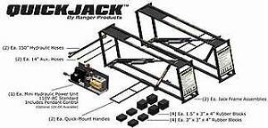 Wanted used Quick Jack