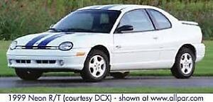 Looking for 1995-1999 dodge or plymouth neon