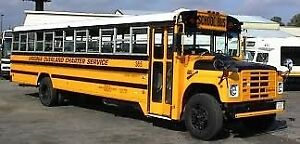 Looking for old School bus that runs
