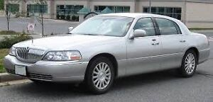 Wanted: 2003 or newer Lincoln Town Car