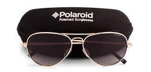 Polaroid Aviator Polarized Sunglasses (from Wave Optical)