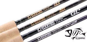 *Wanted* G.Loomis, St. Croix, Carrotstix, Shimano fishing rods