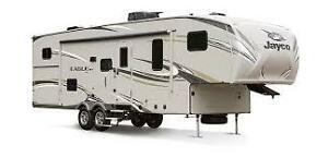 5th Wheel 30' Jayco HT model 26.5 RLS